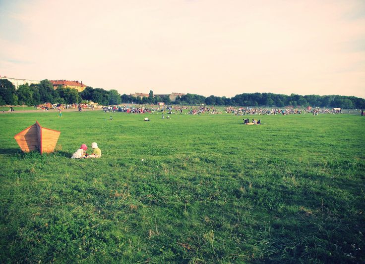 Tempelhofer Feld.