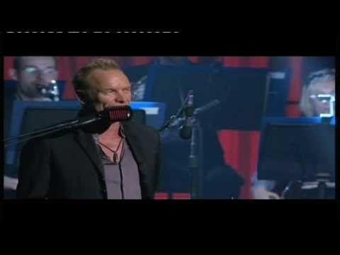 Sting - Desert Rose - Royal  Philarmonic Concert Orchestra  (HD-STEREO)