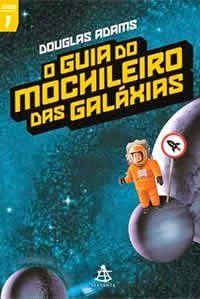 A pensadora: O Guia do Mochileiro das Galáxias - Não entre em p...