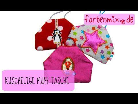 Muff-Tasche, Kreativ-FREEbook | FREEbies | farbenmix