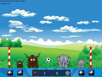 FREE: Reward your students with this fun little app. It is a simple 2 player soccer game that can be used on interactive white boards or desktop computers and laptops. Get it for free in my TPT store. Created by The Cool Classroom.