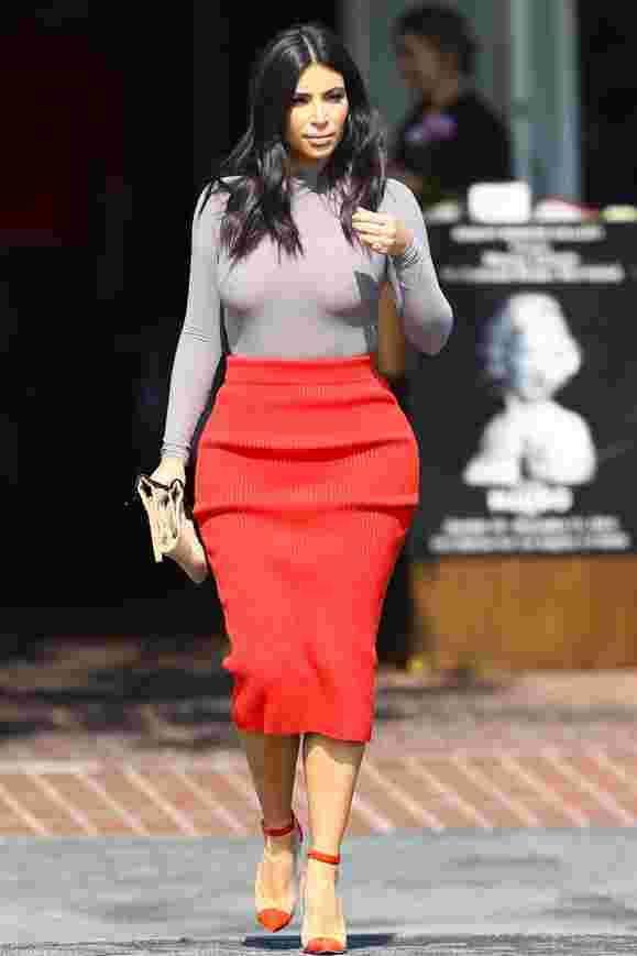 Формы тела: феномен популярности Ким Кардашьян