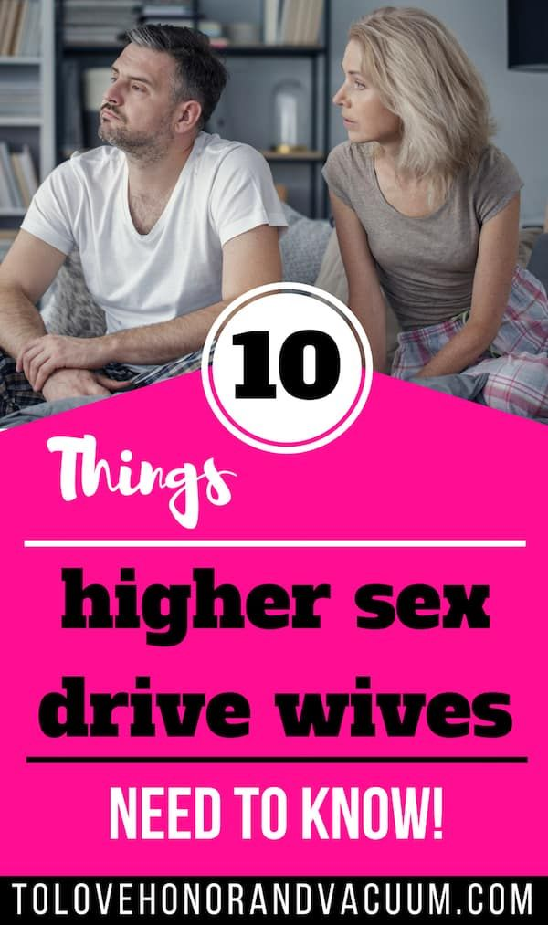 Christians and high sex drive