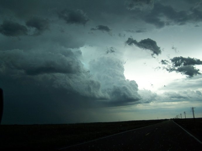 5/24/05 Flanking line south of Yuma, CO