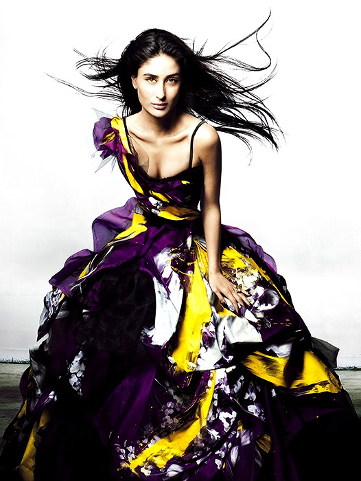 Blowing in the wind. #Kareena #Bollywood