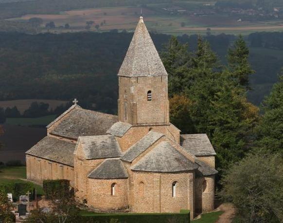 Saint-Pierre de Brancion