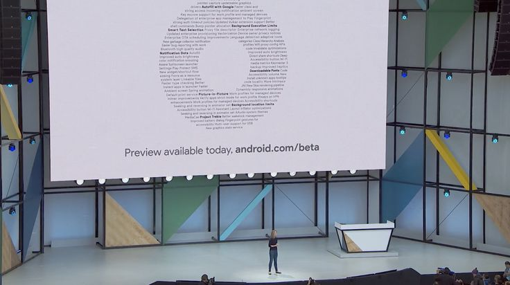 You can download the first beta for Android O today