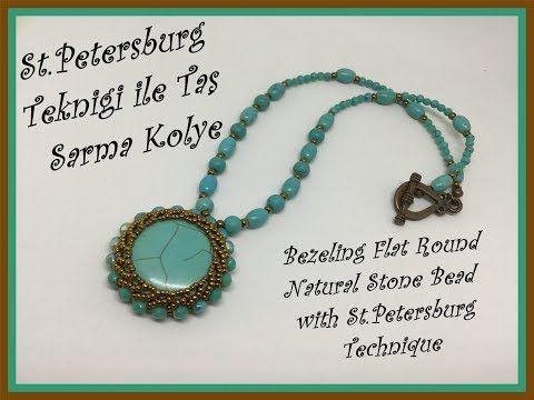 Öğretici Video - St.Petersburg Tekniği ile Taş Sarma - YouTube
