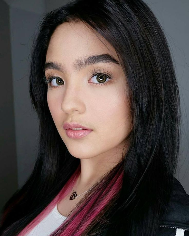 Andrea Brillantes is my gorg. Barbie doll i like her so much