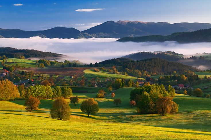 SLOVAKIA - beautiful countryside (www.slovakia.travel)