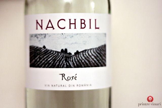 #Rose by #Nachbil Winery, #Romania