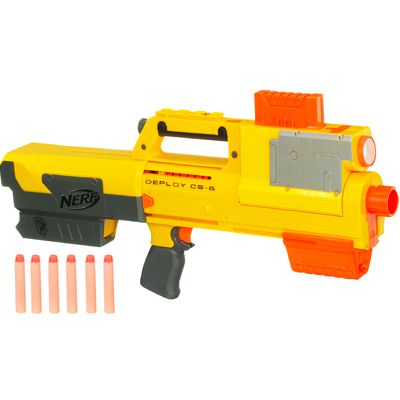 Black Friday 2014 Nerf N-Strike Deploy Dart Blaster from Nerf Cyber Monday. Black  Friday specials on the season most-wanted Christmas gifts.