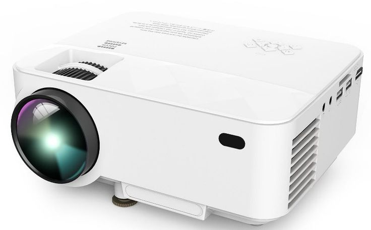 Another projector with a good specification and promotional price called DBPOWER T21 with 1800 Lumens. This mini LED projector is now...