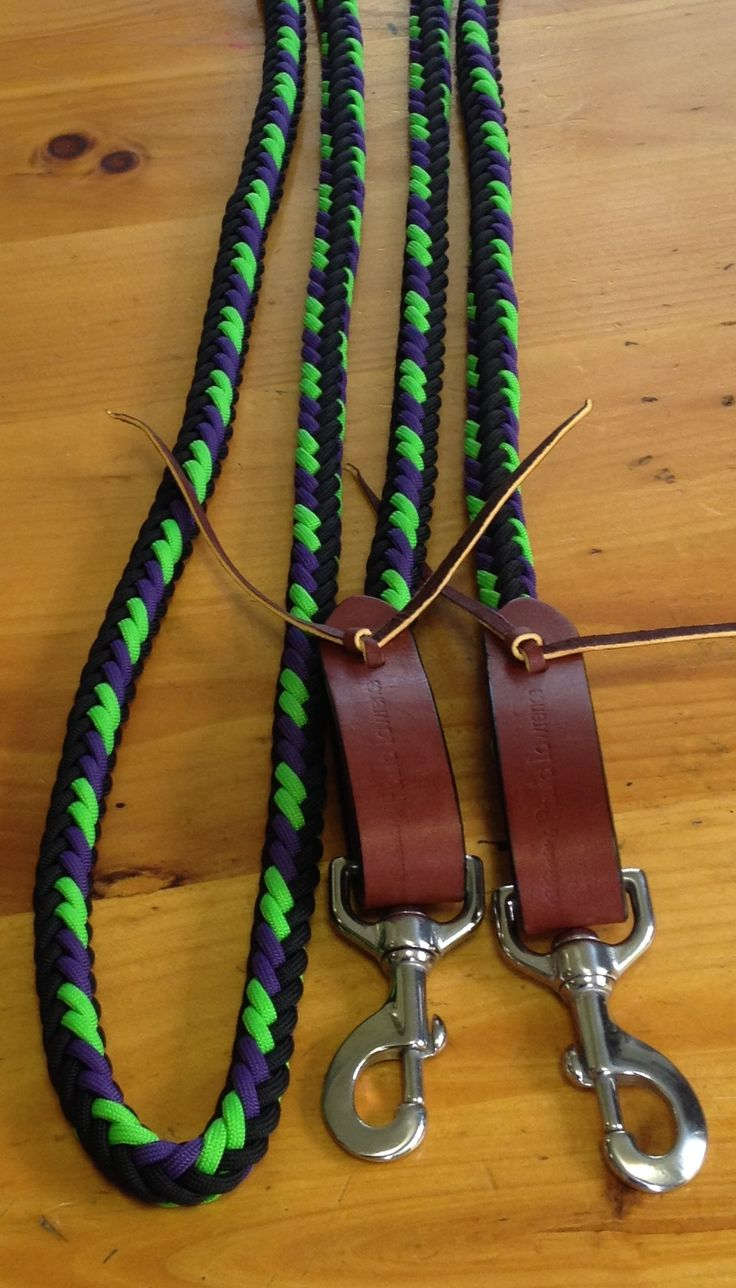 Custom paracord reins custom mecates by paula lawrence for Paracord horse bridle