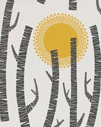 Woods Solar från MissPrint