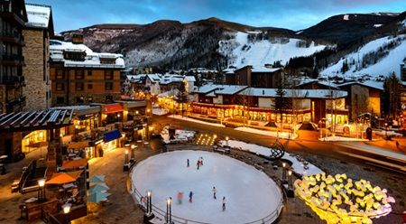 From kids snowmobiles to tubing, activities for the whole family await at the top of Vail Mountain.