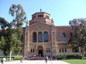 12 of the Top Colleges and Universities in California: UCLA (University of California at Los Angeles)