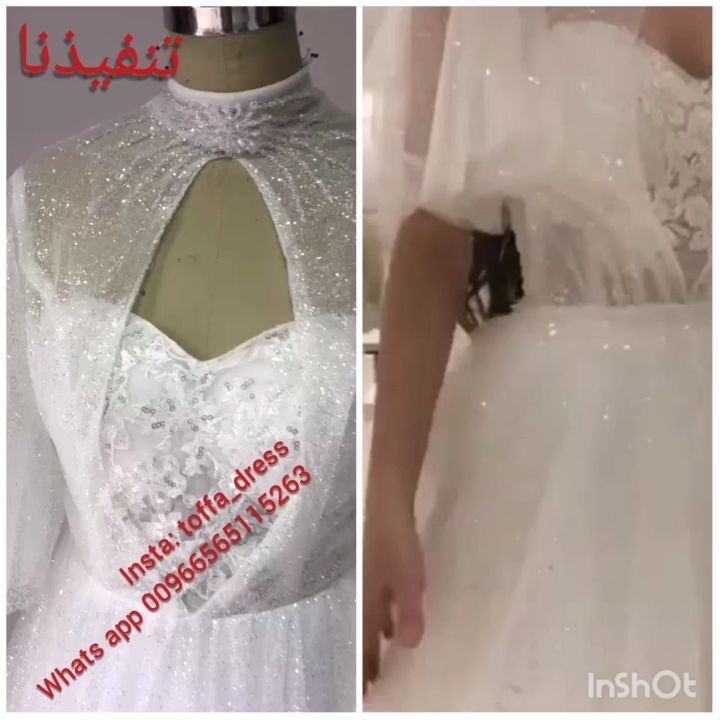 فساتين سهرة Evening Dresses Posted On Instagram متجر توفا اجمل فساتين الزفاف والسهرة المميزة وبسعر مناسب جدا ل Dresses White Formal Dress Formal Dresses