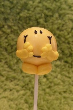 Mr happy cake pops - For all your cake decorating supplies, please visit craftcompany.co.uk