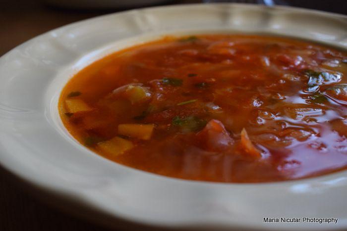 supe si ciorbe pentru slabit)