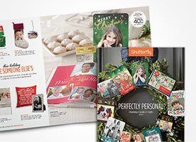 Shutterfly Christmas cards have so many options and they take multiple coupon codes.