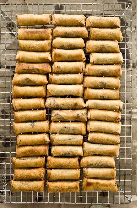 Vietnamese Spring Rolls recipe.