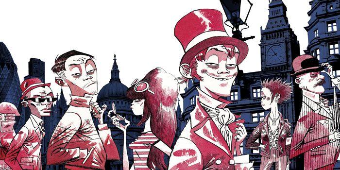 Character Design London : Best jamie hewlett images on pinterest character