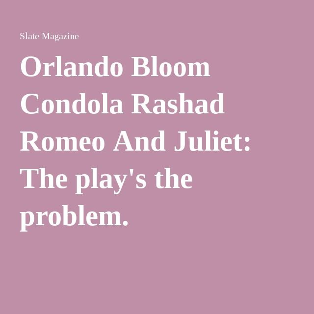 the issue of choice in the play romeo and juliet Romeo & juliet conflict and today's solution that is also the reason that romeo juliet had to keep their love a secret in the end, romeo and juliet both die because they had no other choice on how to be together.