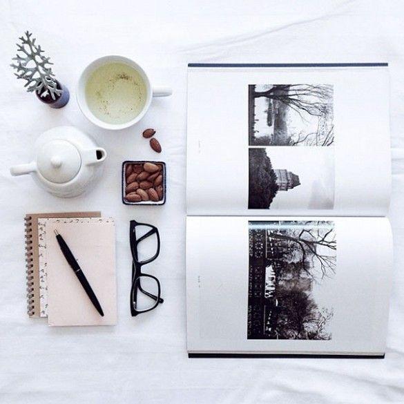 Shop The 30 Best Instagram Flat Lays Of The Week via @WhoWhatWear