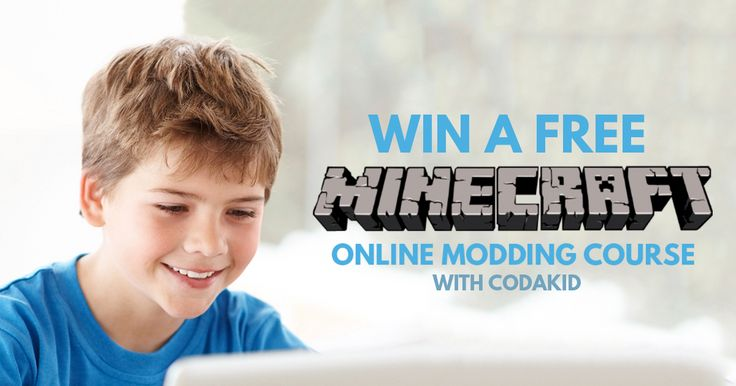 Teach your child how to code with Minecraft! Kids learn to write real code, create amazing custom mods, and play mods with their friends!