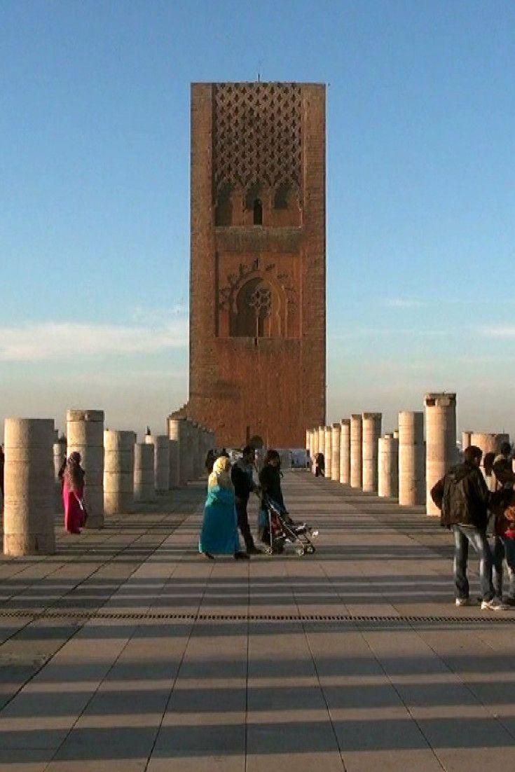 Quand la tour Hassan se voulait la plus grande mosquée du monde