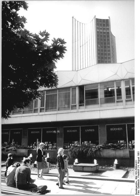 Karl-Marx Universitat August 1981