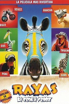 """Película: """"Rayas, La Cebra Veloz (Racing Stripes)"""""""