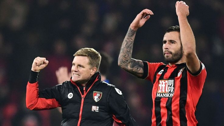 Steve Cook signs new four-year contract at Bournemouth