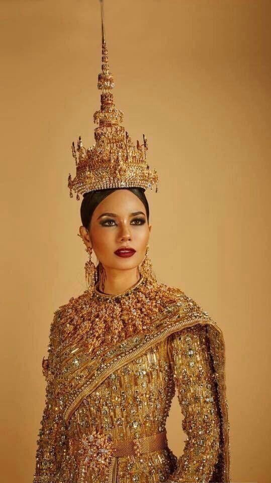 Thai #MissUniverse #Thailand