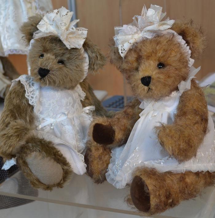 Beren & poppen maken