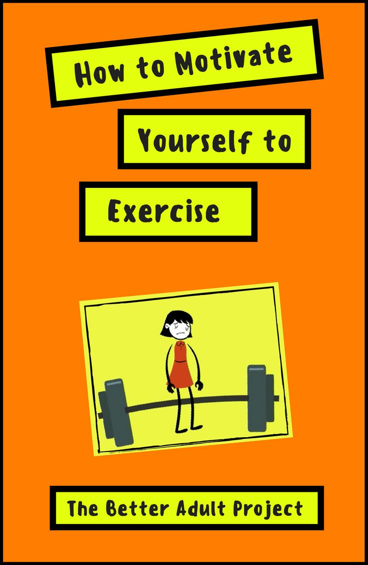 Animated video with tips on how to motivate yourself to exercise. Janis Martman, who's part of the science team at HeadSpace (an awesome meditation app) wrote a great article with science-backed tips on how to motivate yourself to exercise. And that article inspired this video!