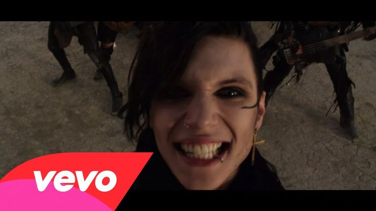 Black Veil Brides - In The End, I love this song. To all my followers who listen to them and post stuff about them i am obsessed with them now :) I love their lyrics!!! and them <3