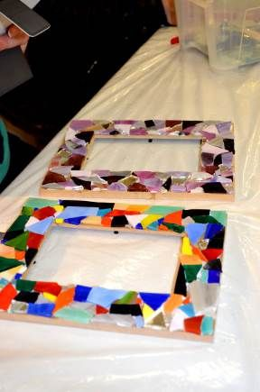 Imparare l'arte del mosaico trencadis a Barcellona http://www.inguaribileviaggiatore.it/elenco-articoli-europa/barcellona/mosaico-trencadis/