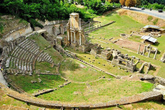teatro romano di volterra - Cerca con Google