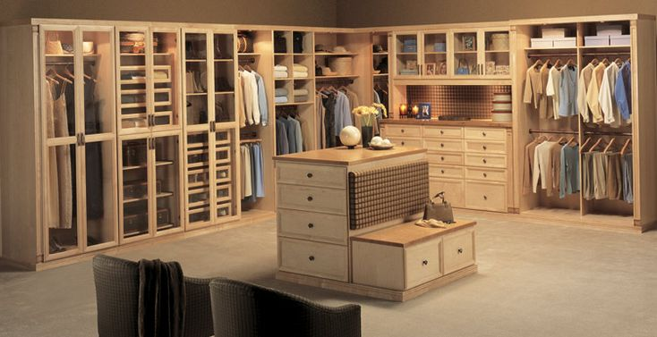 walk in closet components 2