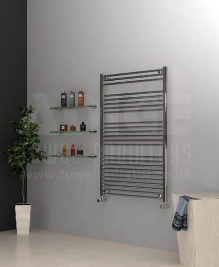 800/1200mm Chrome Flat Towel Radiator https://srijanexportstowelwarmers.co.uk/