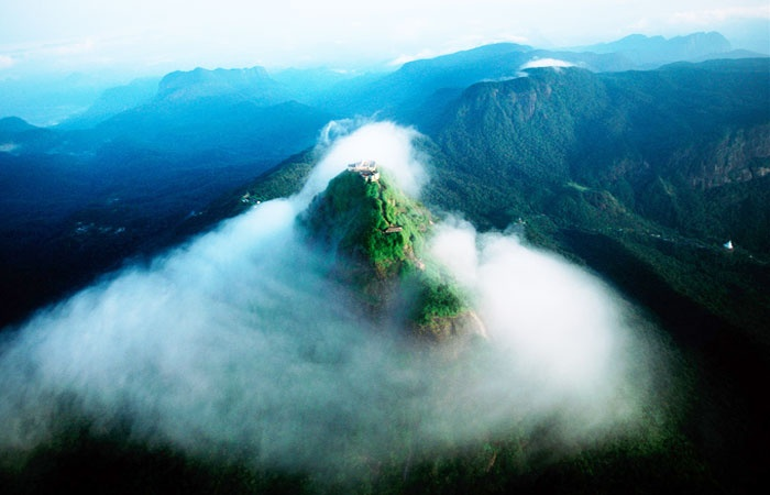 Sri Pada -Sri Lanka Explore the World with Travel Nerd Nici, one Country at a Time. http://TravelNerdNici.com