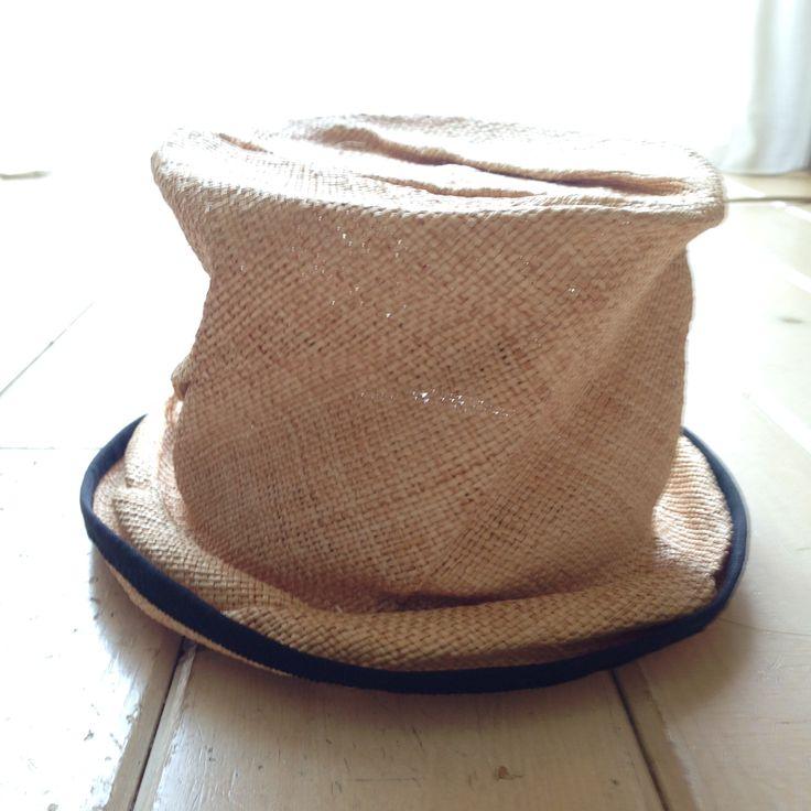 summer tophat-shiwa #hat #tophat