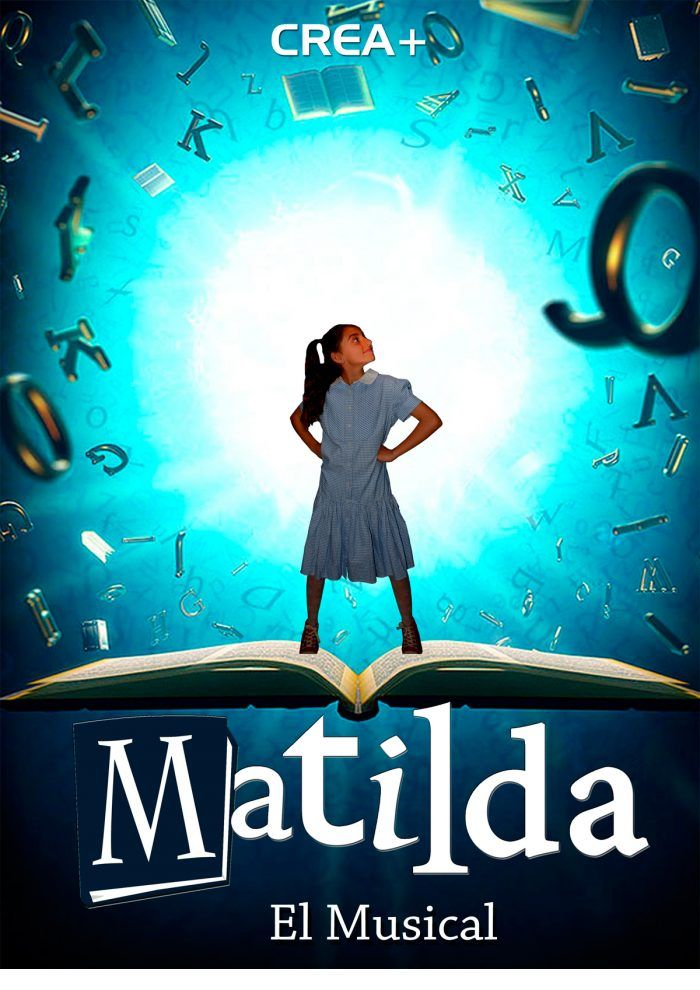 MATILDA EL MUSICAL COMPRAR ENTRADAS 11 AL 25NOVIEMBRE SALA:SALA PRINCIPAL MATILDA – MUSICAL INFANTIL DEL 11 AL 25 DE NOVIEMBRE.  Sinopsis. Matilda es una pequeña impresionantemente inteligente y también ocurrente, mas sus progenitores son bastante ignorantes y maleducados y desde el instante en que la pequeña nació la han tratado con indiferencia. Cuando Matilda…
