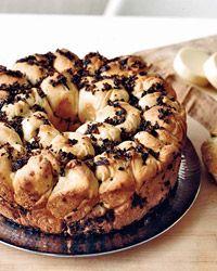 Onion-Mustard Monkey Bread Recipe on Food & Wine