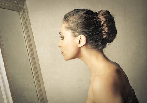 Работа с зеркалом. Луиза Хей