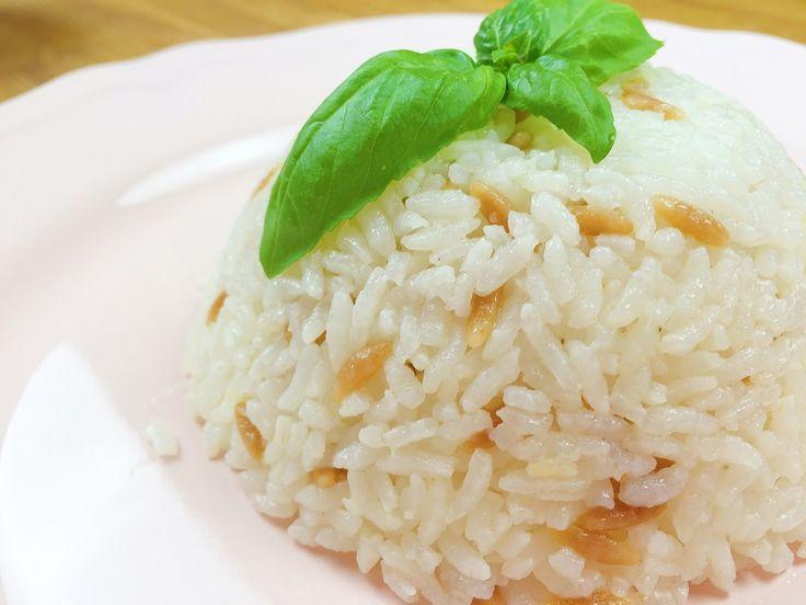 Der perfekte türkische Reis / Pirinc Pilavi / Pilav