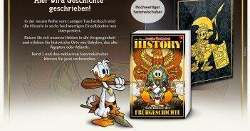 Lustiges Taschenbuch History