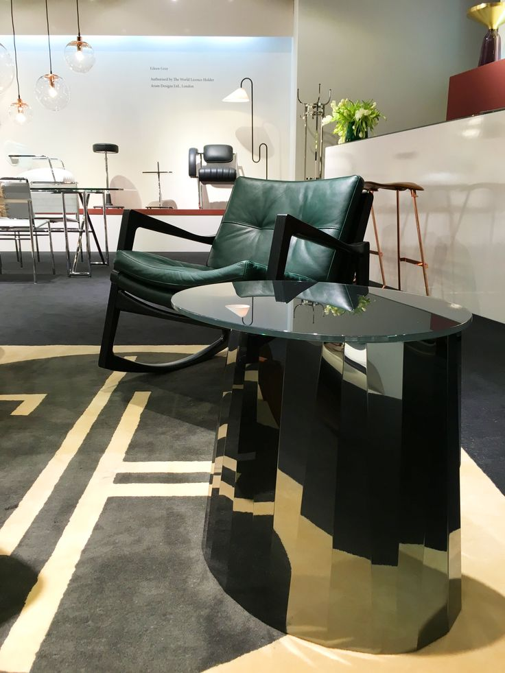 Classicon fair stand imm cologne 2016 pli side table by victoria wilmotte a - Rocking chair alinea ...